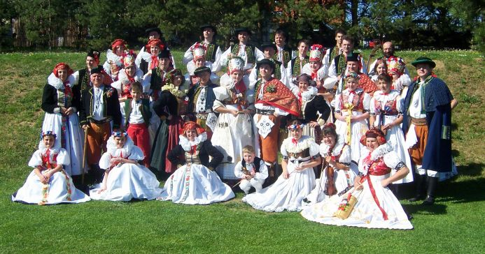 Folklore group Hanačka